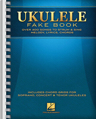 THE DAILY UKULELE Leap Year Edition Uke Sheet Music Chords 365 Songs
