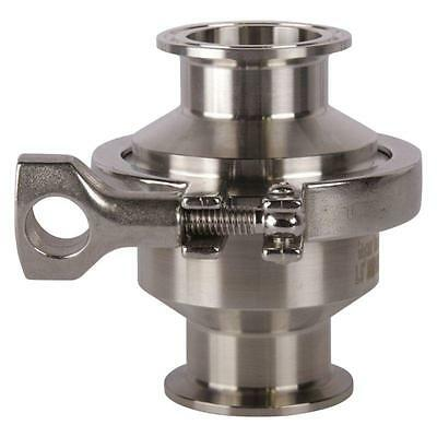 """Sanitary Check Valve 