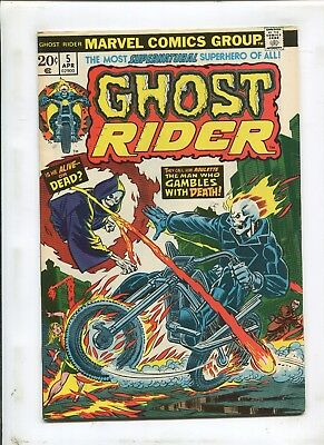 Ghost Rider #5 (7.0) And Vegas Writhes In Flame!