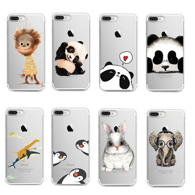 Pattern TPU Phone Case Cover Back Protector For Samsung Galaxy Note 8 S8 J7 A7