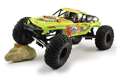FTX Mauler (Yellow) 4X4 Rock Crawler Brushed 1:10 Ready To Run RC Car FTX5575Y