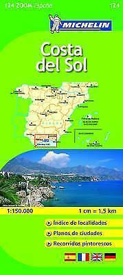 Costa Del Sol (Michelin Travel Maps)