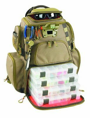 Fishing Tackle Backpack Bags Unlimited Halibut Box Kit Kids For Fishing Deep Sea