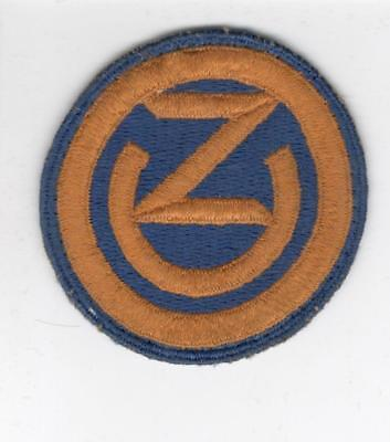 WW 2 US Army 102nd Infantry Division Patch Inv# B673