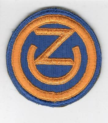 WW 2 US Army 102nd Infantry Division Patch Inv# B674