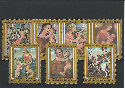 Guinea Bissau complete set Lot Am 2351
