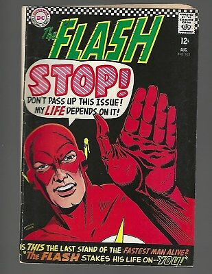 Flash #163 Stop! Don't pass up this issue