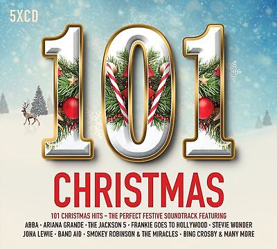 101 CHRISTMAS: 5CD SET (New Release October 27th 2017)