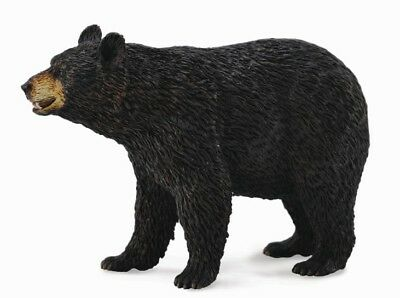 Breyer CollectA 88698 American Black Bear  exceptional miniature <><