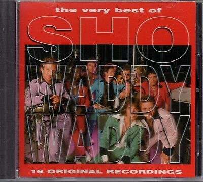 SHOWADDYWADDY - The Very Best Of - CD Album *Greatest Hits**Collection**Singles*