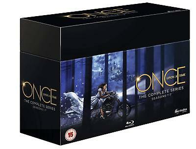 ONCE UPON A TIME Complete Series Seasons 1-7 Blu-Ray Set BRAND NEW Free Ship