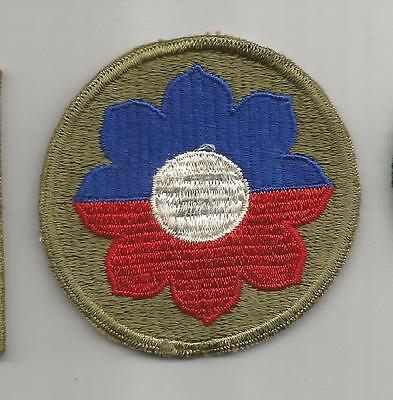 WW 2 US Army 9th Infantry Division Patch Inv# G583