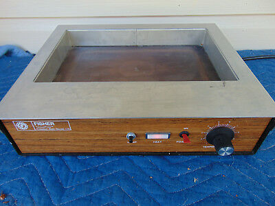 Fisher Scientific, model 135, Tissue Prep Floatation Bath