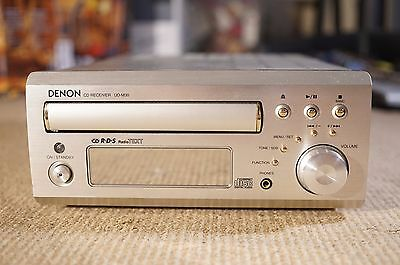 Denon UD-M30 CD Player Receiver Audio Shelf System Spares Repairs