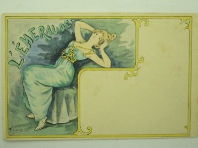 Liberty Artist Signed-Lady-Or3-S50072