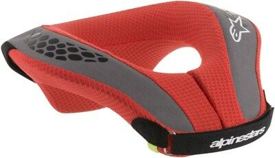 Alpinestars Sequence Youth Neck Roll Red SM