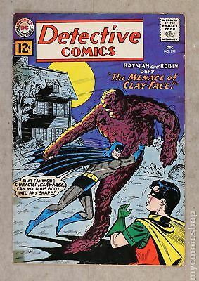 Detective Comics (1937 1st Series) #298 GD/VG 3.0
