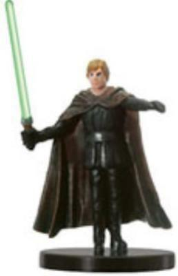 WOTC Star Wars Minis Champions o/t Force Luke Skywalker - Young Jedi NM