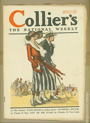 Collier's (1888) #Year 1917, Month 2/03 GD/VG 3.0