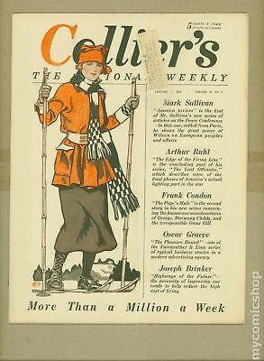Collier's (1888) #Year 1919, Month 1/25 VG 4.0
