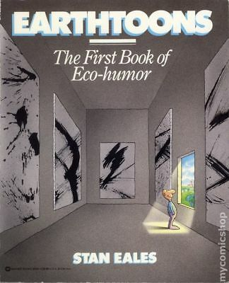 Earthtoons: The First Book of Eco-Humor TPB (1992 Warner Books) #1-1ST VF