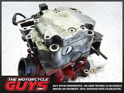 Honda vt1100c vt1100 c shadow 1985 rear engine cylinder head 1985 85 86 honda vt1100c vt1100 shadow 1100 rear cylinder head valvetrain cover publicscrutiny Image collections