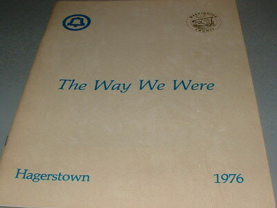 1976 C&P Telephone, Hagerstown MD History Booklet, Employees, Photos, Operators