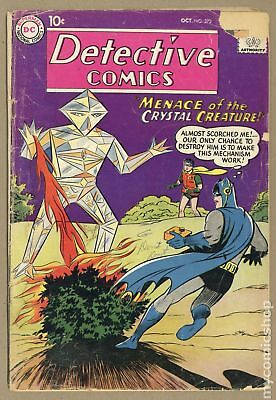 Detective Comics (1937 1st Series) #272 FR/GD 1.5