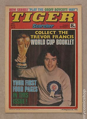Tiger Tiger and Hurricane/Tiger and Jag/Tiger and Scorcher #780520 VF 8.0