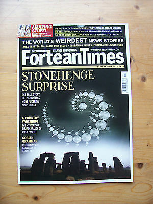 Fortean Times Magazine - October 2013 - Unread/mint