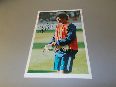 Renato  Brasilien signed signed Autogramm auf 20x30 Foto in person