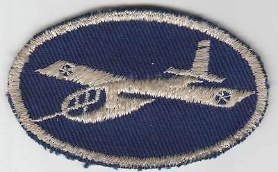 WW 2 US Army 88th & 326th Glider Infantry Regiment Overseas Cap Patch Inv# SV241