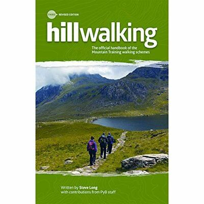 Hillwalking : The Official Handbook of the Mountain Tra - Paperback NEW Long, St