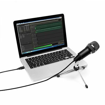 Fifine Plug & Play Home Studio USB Condenser Microphone for Windows Mac - K668