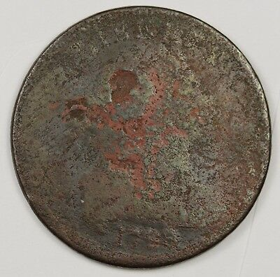 1798 Large Cent.  Circulated.  116964