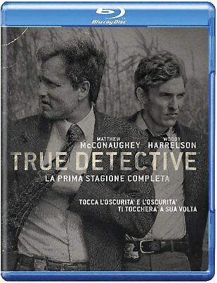 True Detective - Stagione 1 Blu-Ray - LNS
