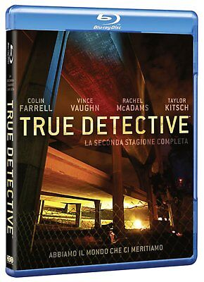 True Detective - Stagione 2 Blu-Ray - totalmente in italiano