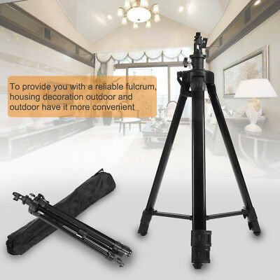 Universal 1.5m Adjustable Alloy Tripod Stand Extension  For Laser Air Level Tool