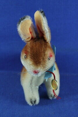 Hermann Teddy Original Hase sitzend