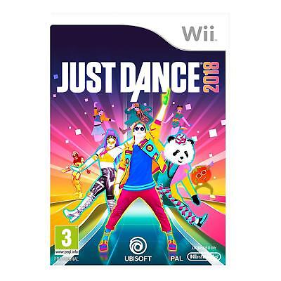 WII Just Dance 2018 ITALIANO [ Nintendo WII ]