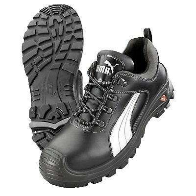 Puma Safety Shoes 64.072.0 Cascades Bassa S3 HRO SRC Puma O4u