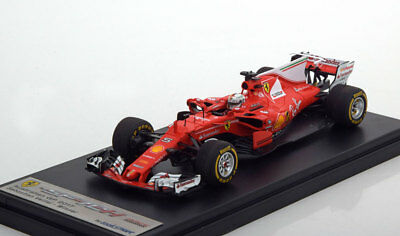 1:43 Look Smart Ferrari SF70H Winner GP Australia Vettel 2017