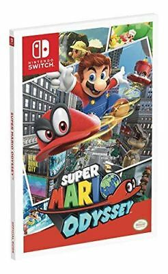 Super Mario Odyssey Official Game Guide