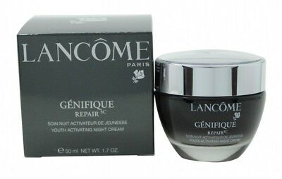 Lancome Genifique Repair Youth Activating Night Cream - Women's For Her. New