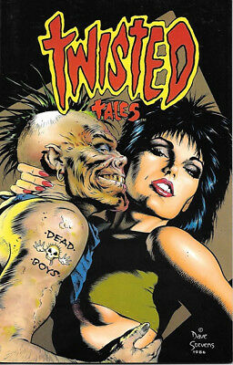 Twisted Tales Eclipse Comics Graphic Album Series #15 NEAR MINT 1987 NEW UNREAD