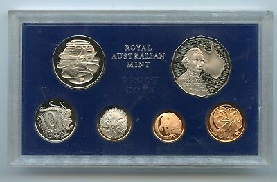 Australia ~ 1970 ~ 6 Coin ~ Proof Set