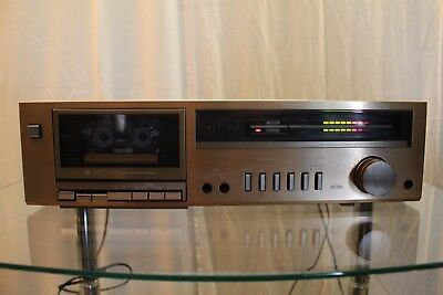 Sharp Rt-31 Hifi Stereo Kassettendeck Cassette Deck Tonband Tapedeck Japan Top