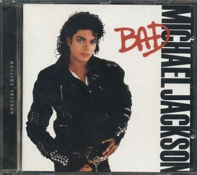 Michael Jackson - Bad Special Edition Cd Perfetto