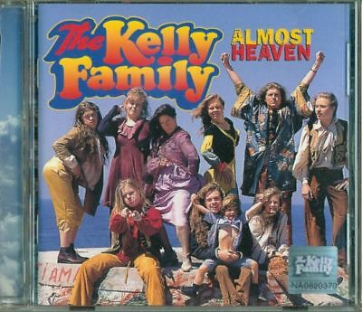 The Kelly Family - Almost Heaven Cd Eccellente