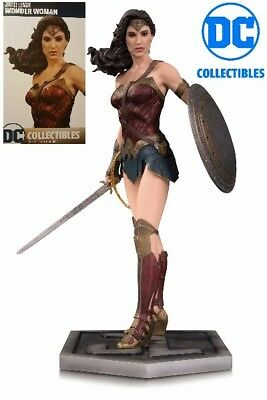 DC Collectibles Justice League Movie Gal Gadot as Wonder Woman Statue New